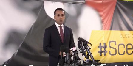 """Elezioni Sicilia, Di Maio (M5S): """"Da domani nostro competitor sarà chi non ha votato"""""""