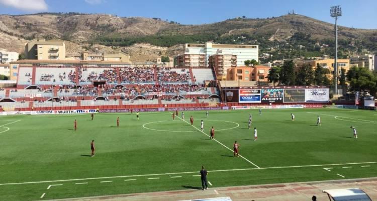 Serie C, derby amaro per l'Akragas: al Provinciale vince il Trapani