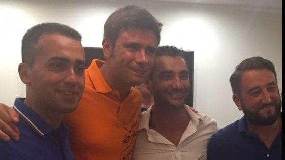 La notizia dell'arresto di La Gaipa in rilievo sulla stampa nazionale