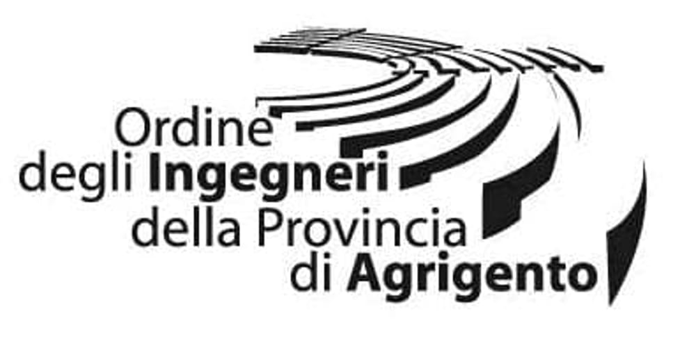 Nota dell'ordine degli ingegneri di Agrigento sull'elezione di Maria Giovanna Mangione