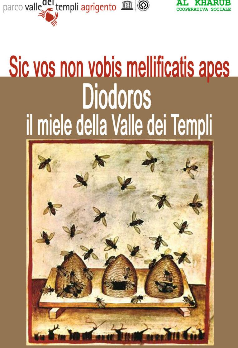 Valle dei Templi: arriva anche il miele 'Diodoros'