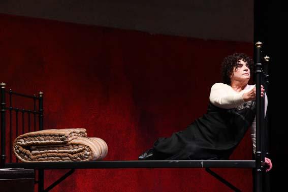 """Va in scena """"Medea"""" di Euripide con Franco Branciaroli"""