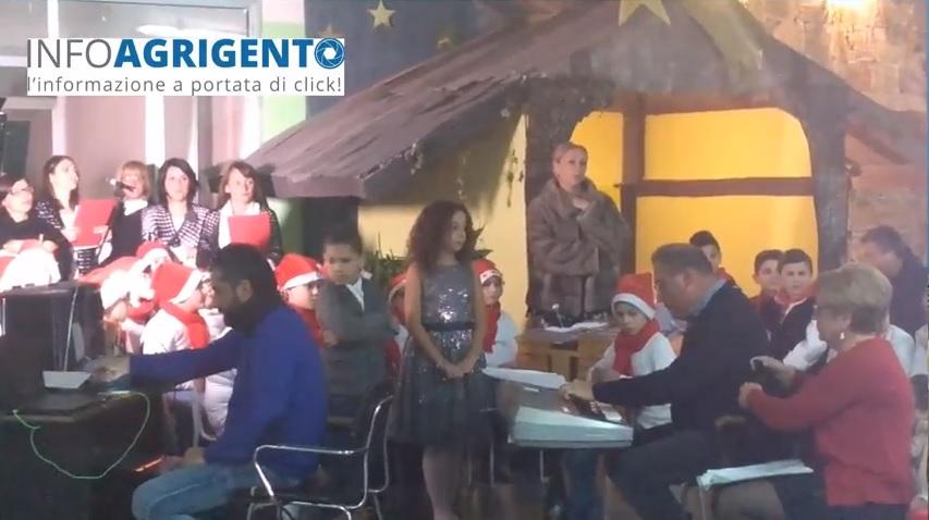 Al via le iniziative per il Natale presso la scuola 'Livatino' di Porto Empedocle