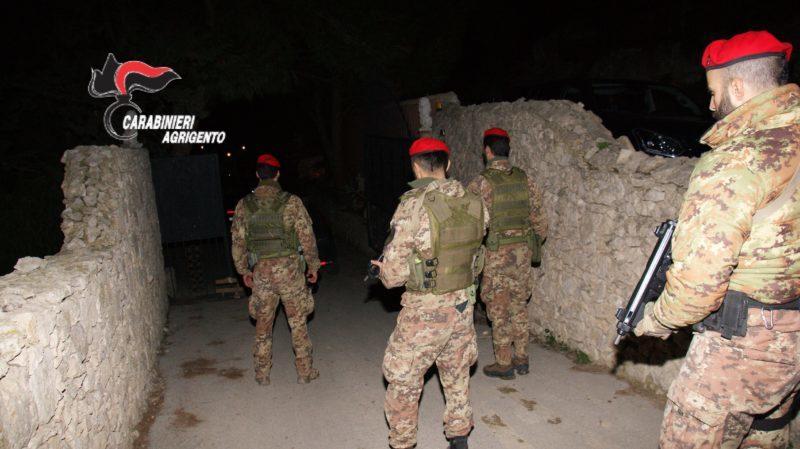 "Blitz ""Montagna 2"": nuovamente scarcerato Raffaele Fragapane"