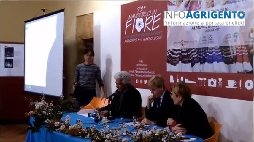 Mandorlo in Fiore: presentata l'edizione 2018