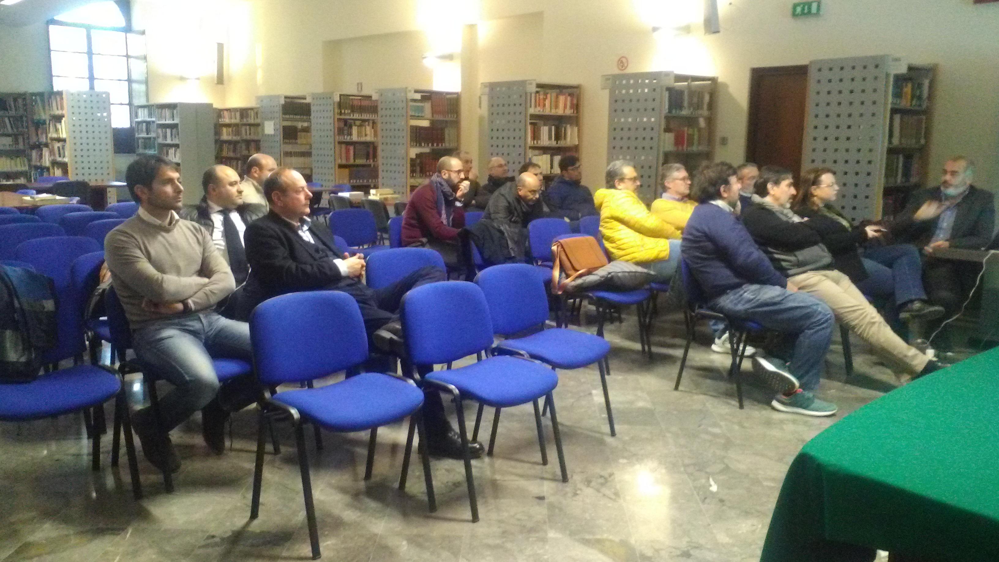 Sportello Unico Edilizia, l'intervento dell'ordine degli architetti di Agrigento