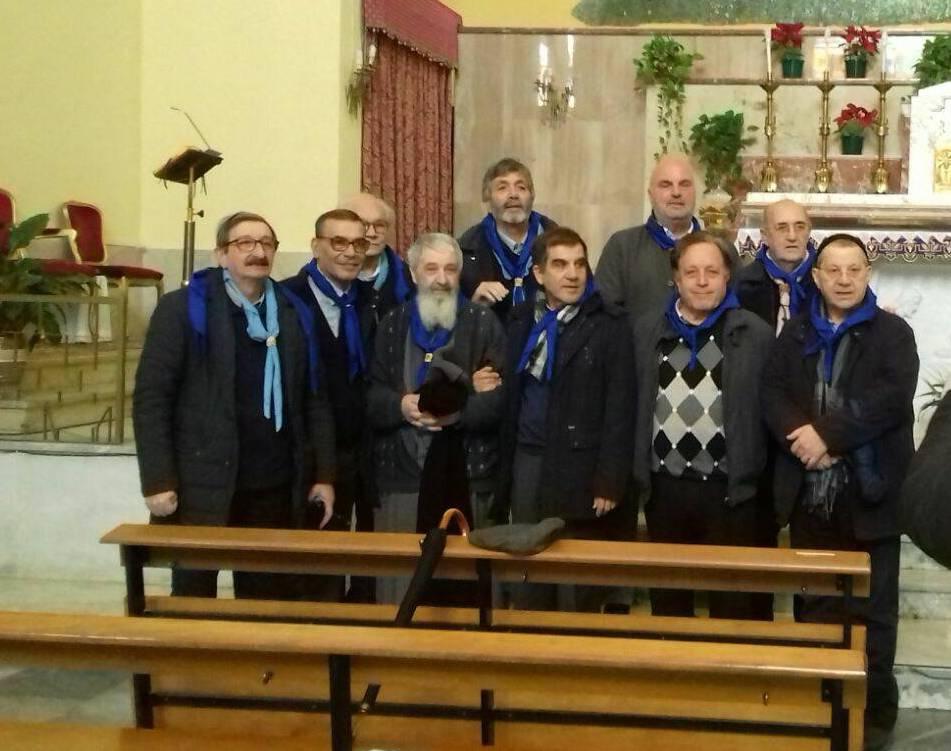 Agrigento, la comunità MASCI festeggia il 50° Anniversario della Promessa Scout