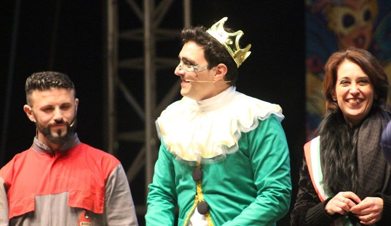 Sciacca rinnova la tradizione del 'suo' Carnevale