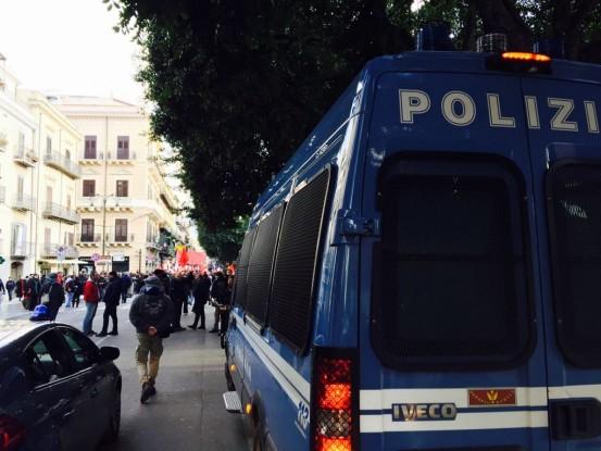Molta tensione, ma nessuno scontro: Palermo tira un sospiro di sollievo