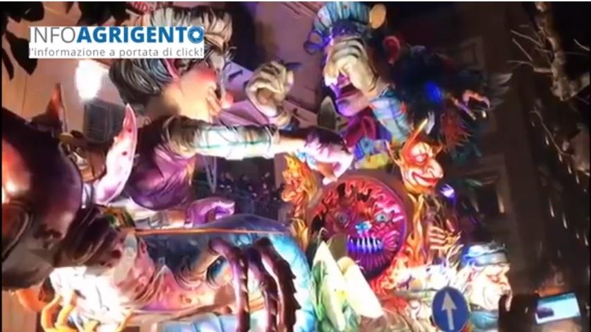 Positivo riscontro di turisti e presenze al Carnevale di Sciacca 2018