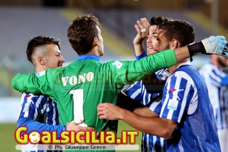 Serie C, l'Akragas non molla: punto prezioso a Cosenza