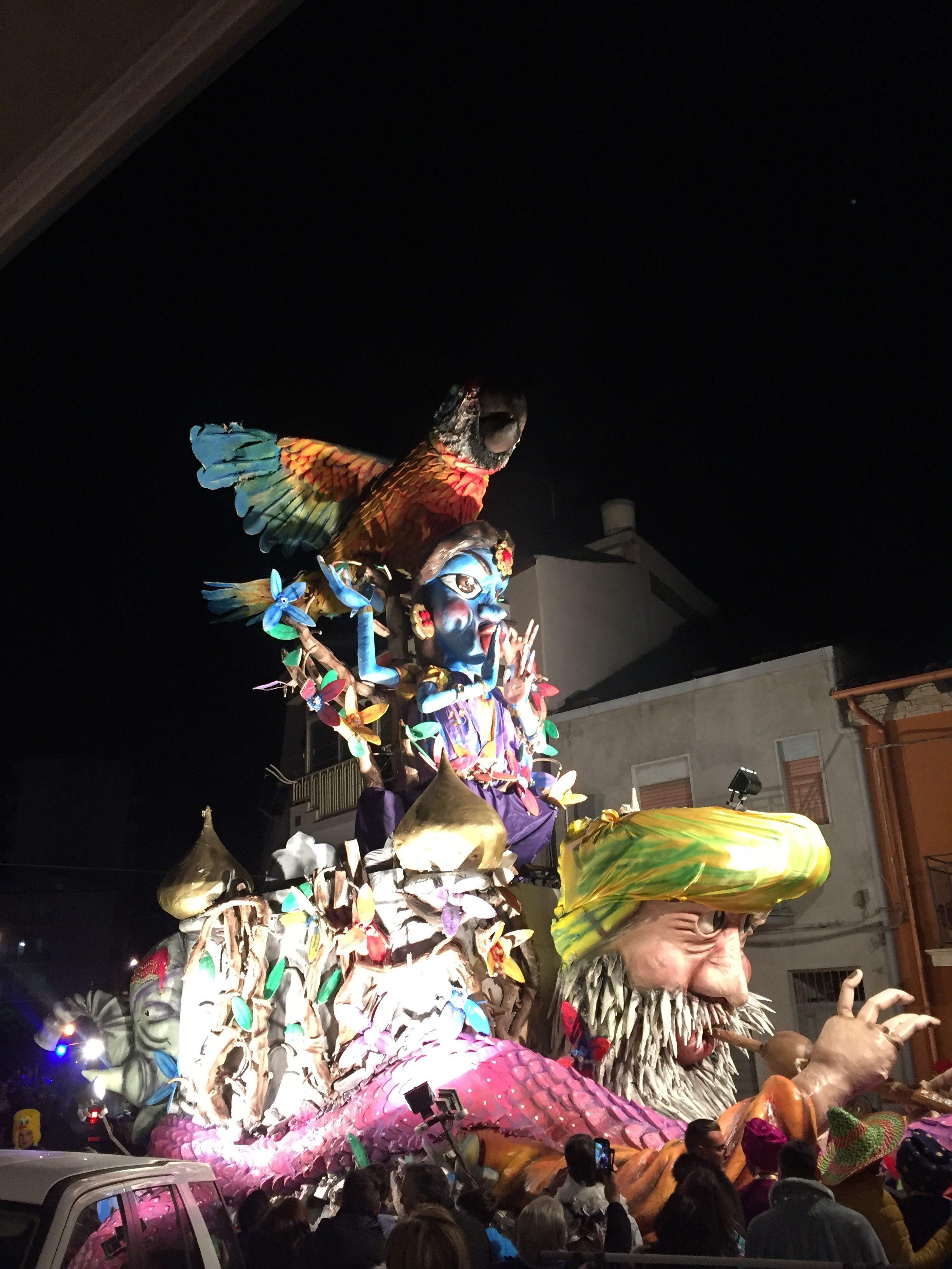 Anche a Raffadali si è concluso il carnevale