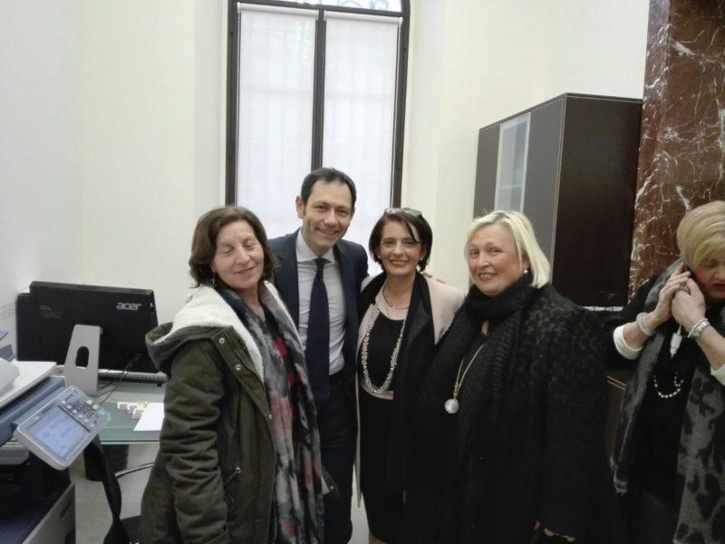 Incontro tra l'AIPOSS e l'assessore alla sanità Ruggero Razza