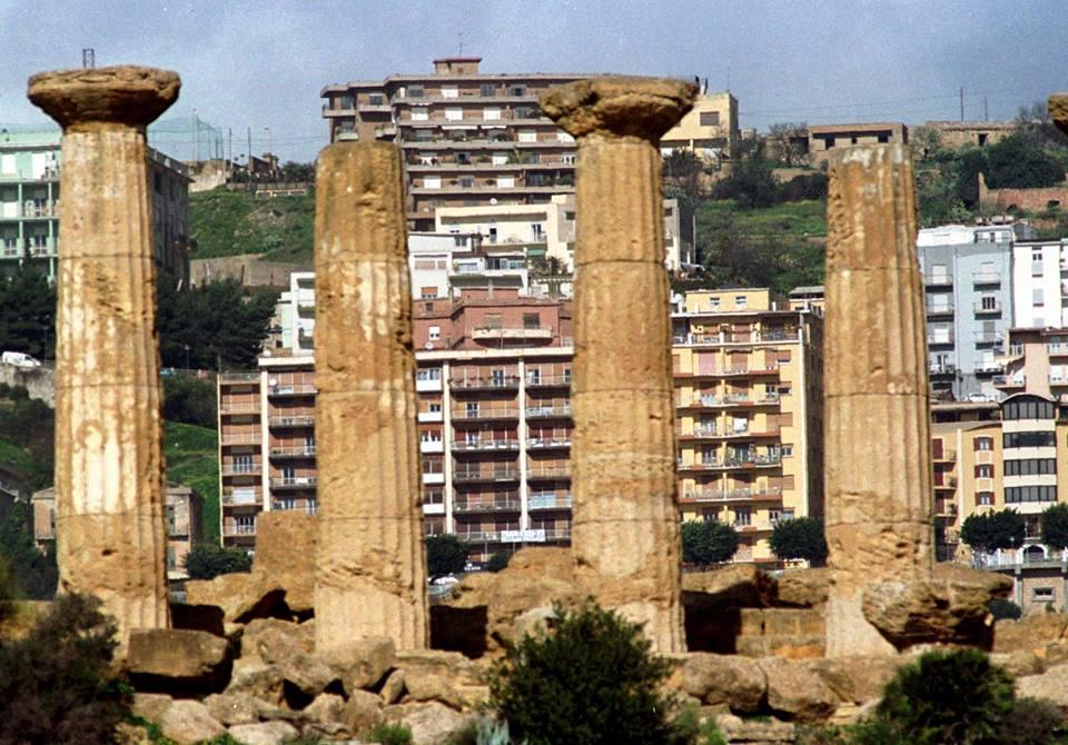 Arrivano le scuse del 'Corriere della Sera' per la foto della Valle dei Templi