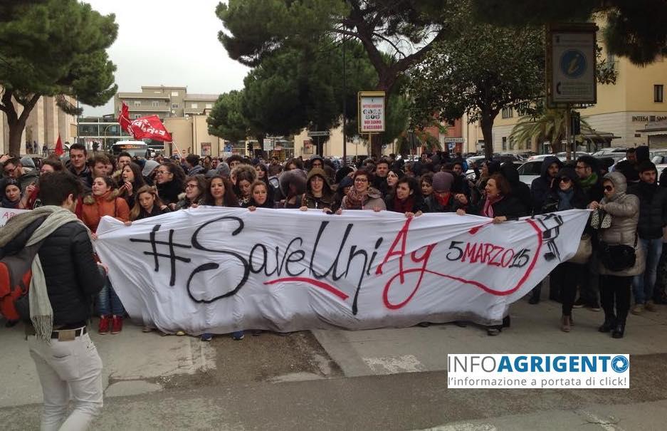 """Agrigento, sul Polo Universitario un """"silenzio colpevole"""""""