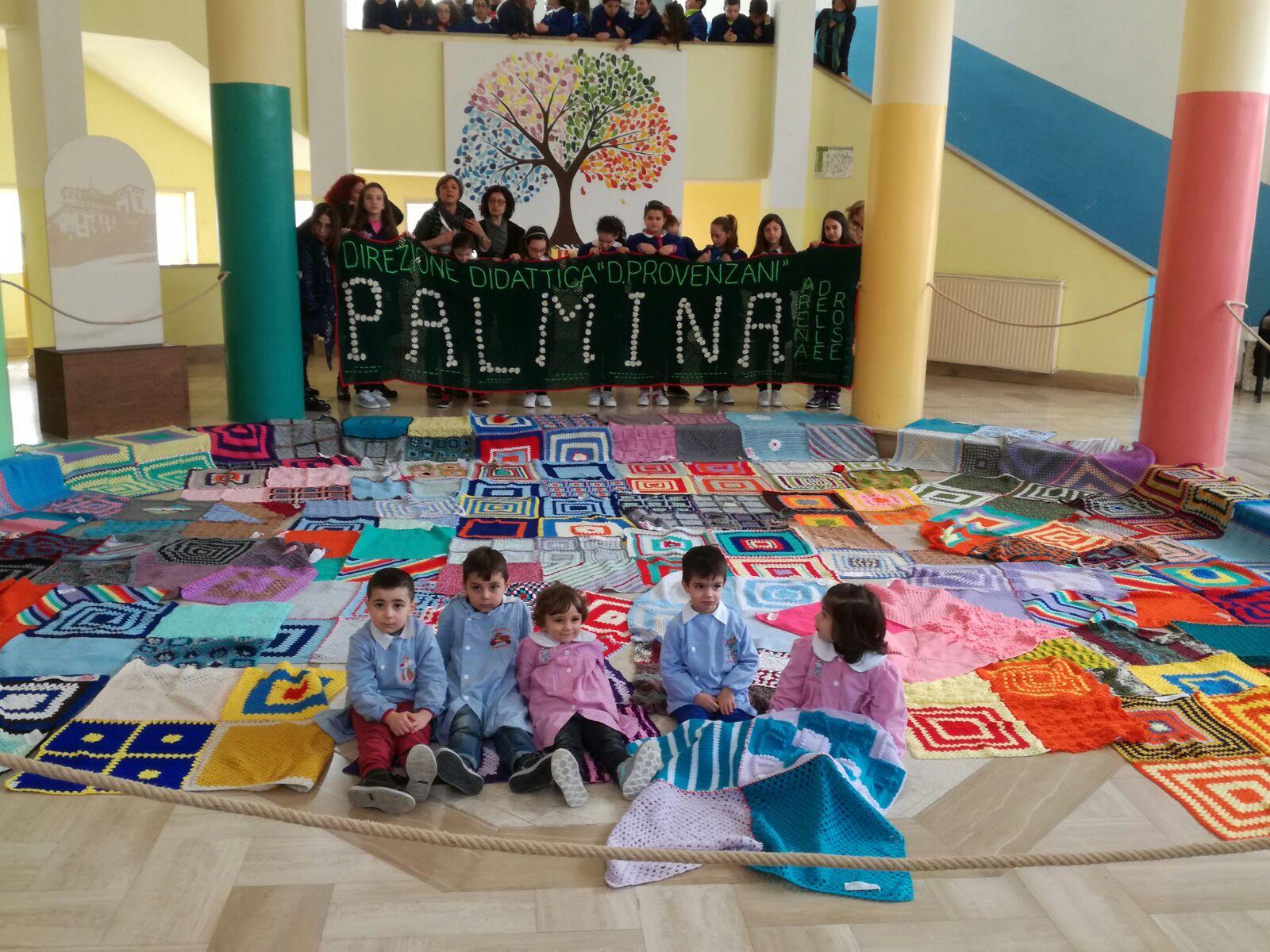 """FIDAPA: tutto pronto per l'iniziativa """"Viva Vittoria Palma – La coperta di Palmina"""""""
