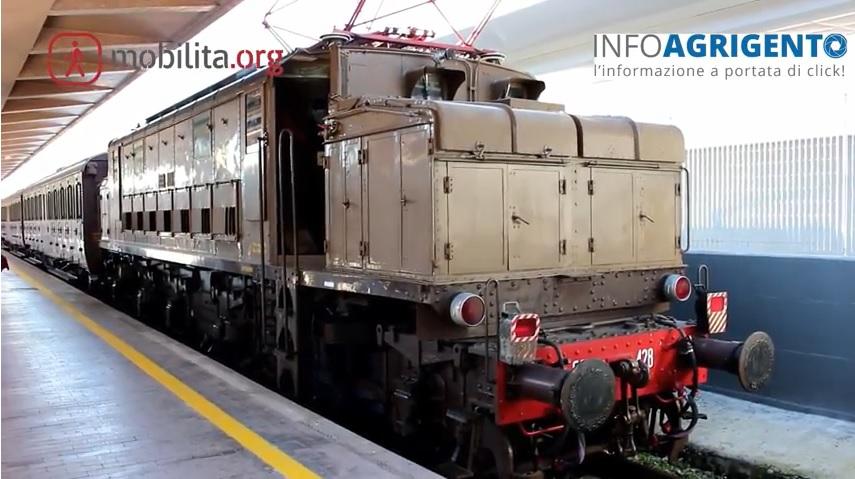 """In viaggio tra Palermo ed Agrigento a bordo del """"Treno del Mandorlo"""""""