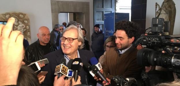 Regione: lascia Vittorio Sgarbi, dimissioni per il critico d'arte