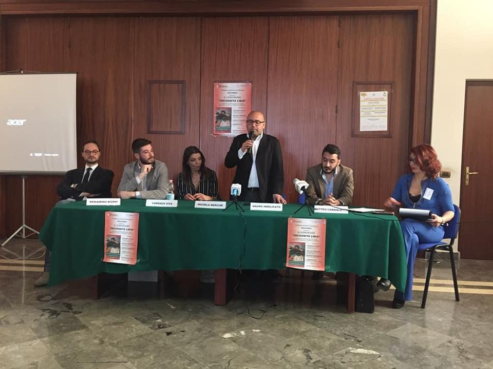"""Successo per il convegno """"Incognita Libia"""", organizzato da InfoAgrigento.it"""