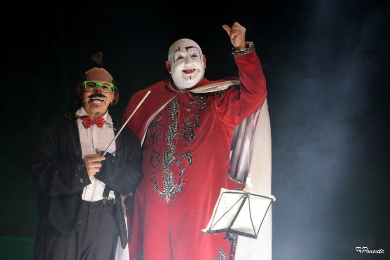 Il Circo Togni fa tappa a Canicattì