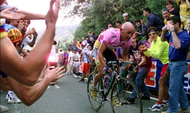 Giro d'Italia ad Agrigento: quella volta di Pantani nel 1999
