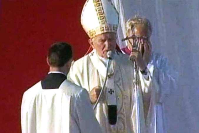 Presto una chiesa intitolata a san Giovanni Paolo II