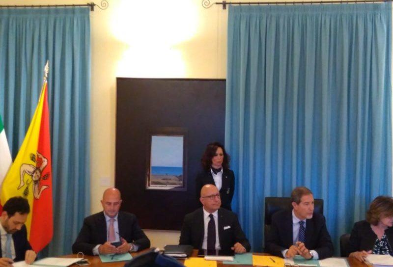 Festa autonomia siciliana, la giunta regionale ad Agrigento