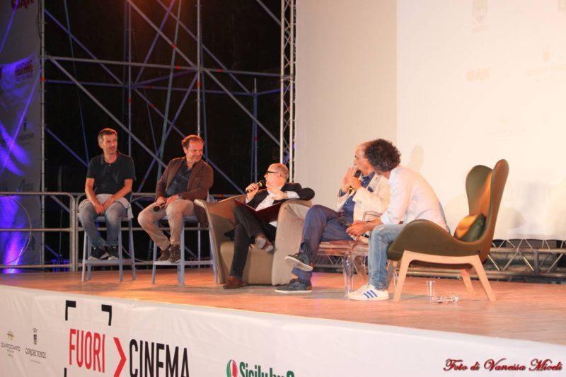 Fuoricinema Mediterraneo: prima tappa in Sicilia con Ficarra e Picone