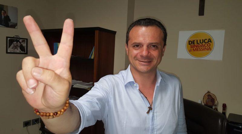 """AMMINISTRATIVE 2018: """"Colpo"""" di De Luca a Messina, centro – sinistra vince a Siracusa"""