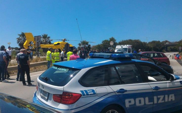 Menfi sotto shock per la morte del ragazzo vittima di un incidente stradale in Emilia