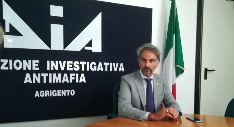 """Intervento di Cilona (Dia Agrigento): """"Mafia meno militarizzata ma economicamente forte"""""""