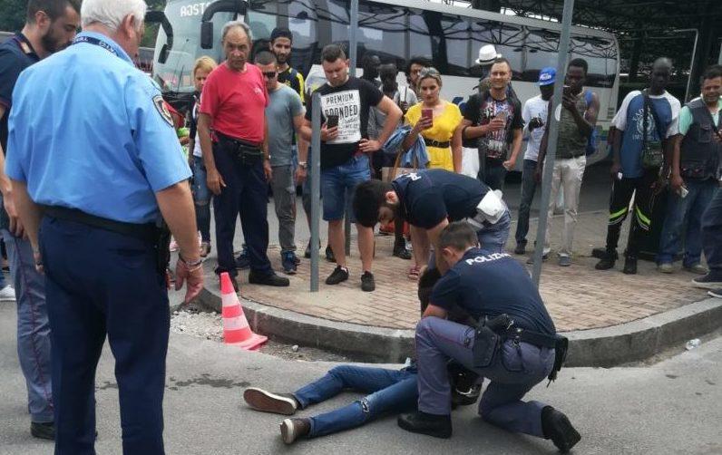 Milano: paura per alcuni agrigentini sul bus per la Sicilia