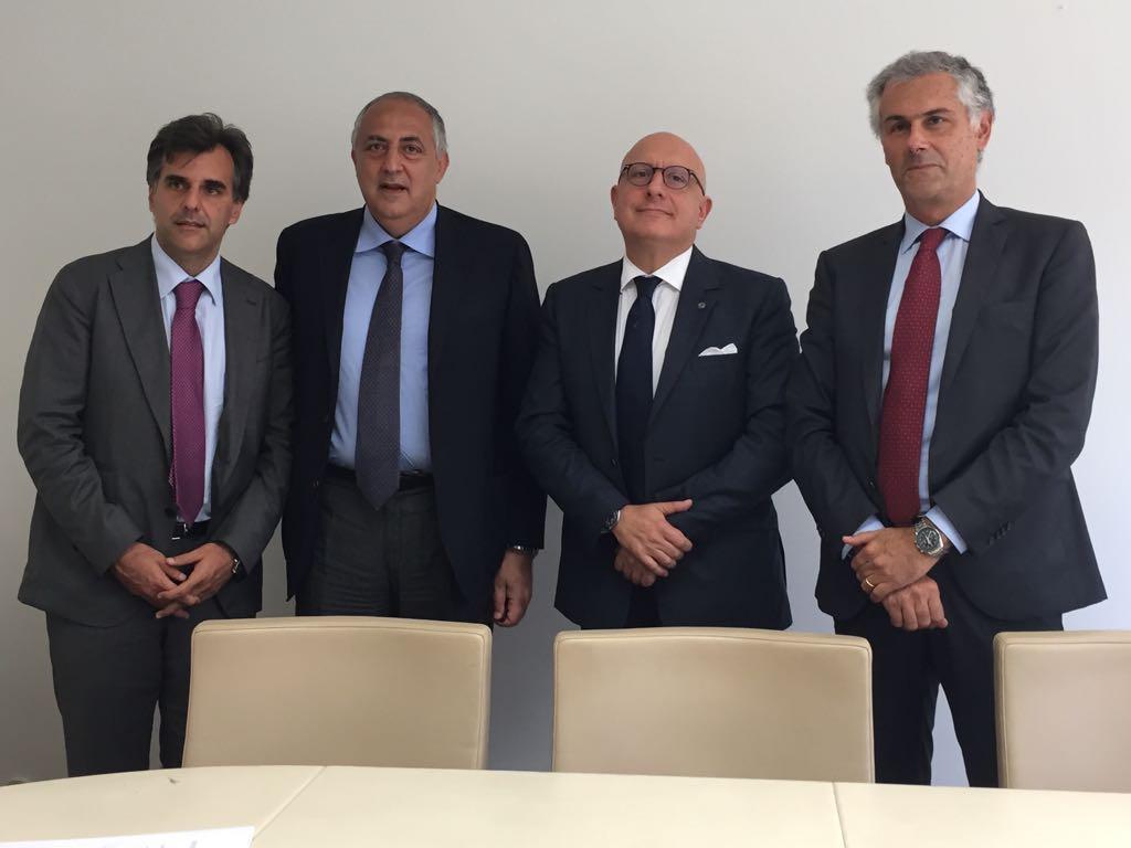 Regione, firmato protocollo d'intesa sui rapporti Università-Consorzi