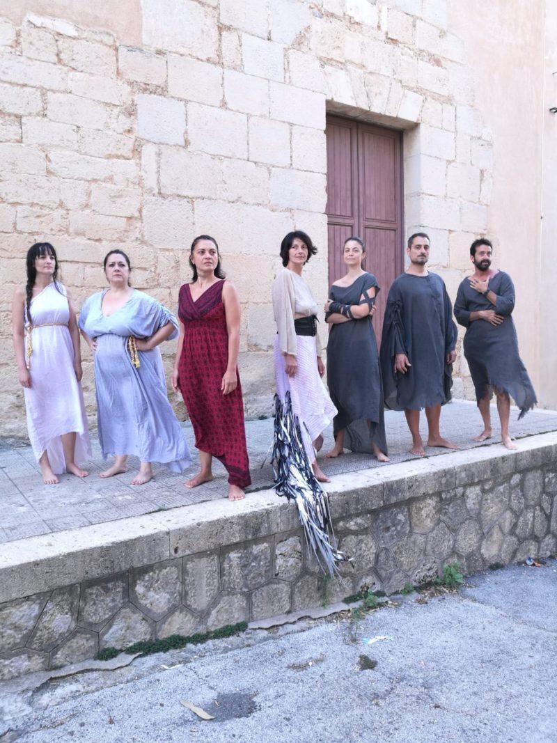 """Al teatro antico di Segesta anteprima nazionale di """"Penelope – l'Odissea è fimmina"""""""