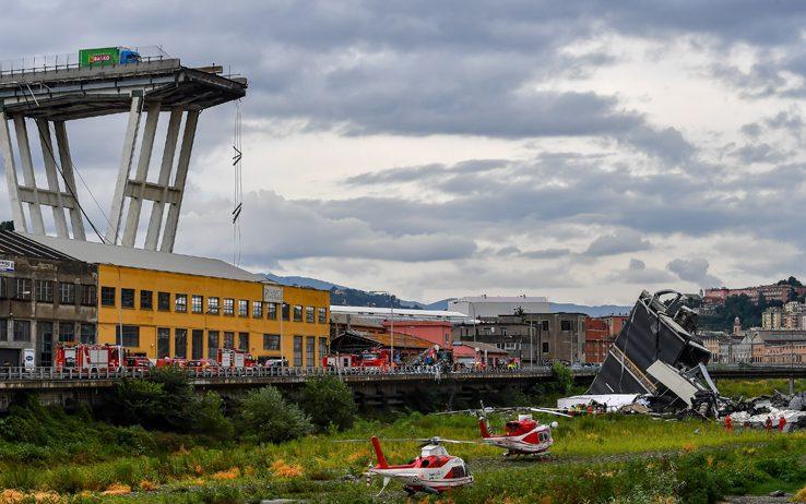 Crollo ponte Morandi a Genova: un agrigentino tra le vittime