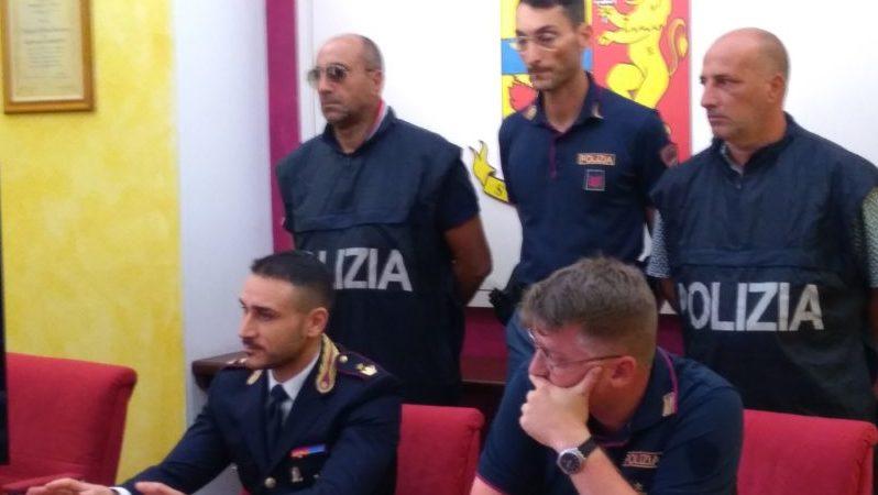 Sbarcati a Lampedusa lo scorso 13 settembre: arrestati quattro scafisti tunisini