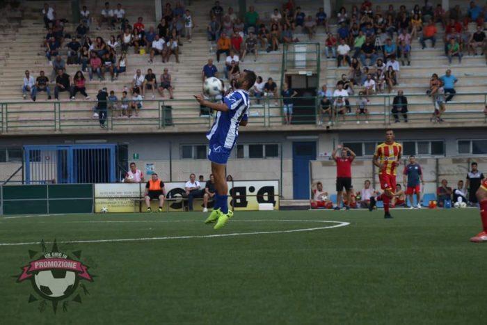 Calcio: impresa dell'Olimpica Akragas contro Salemi
