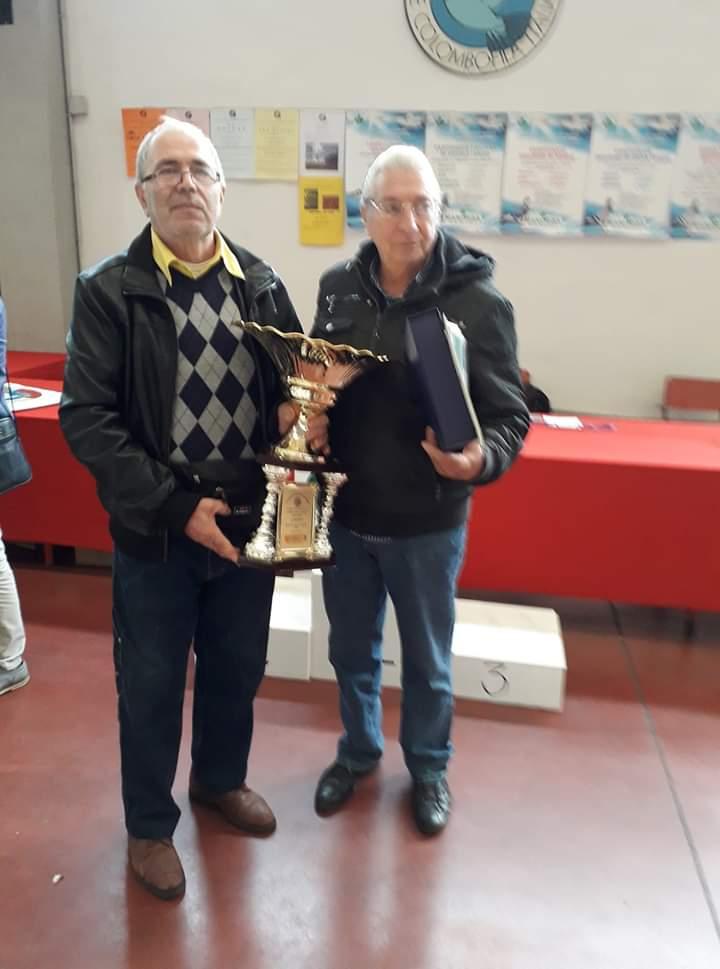 """Gran Premio FCI 2018 a colombaia unica: il successo dell'associazione """"Ali del Gattopardo"""""""