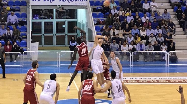 Basket: grande vittoria della Fortitudo a Bergamo