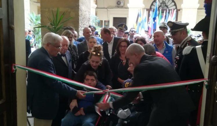Inaugurata la mostra sulle divise dell'Arma dei Carabinieri