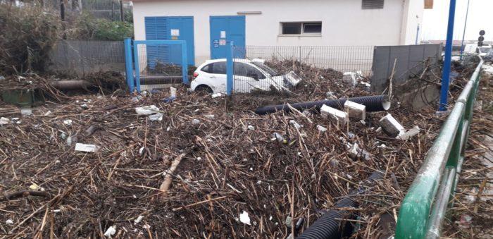 La provincia di Agrigento conta i danni ma non è ancora finita: allerta rossa per sabato