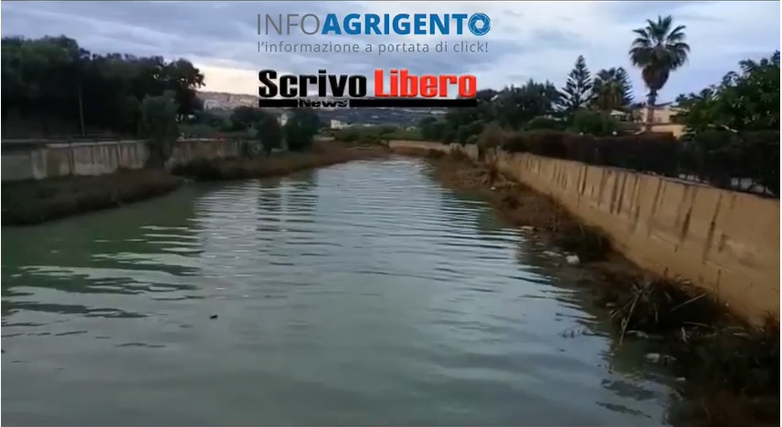 Maltempo: situazione tranquilla lungo il fiume Akragas
