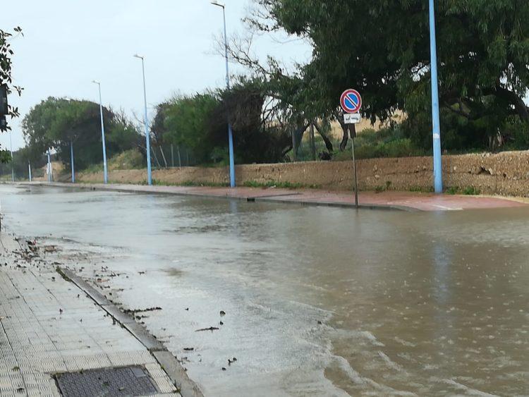 Un sabato di maltempo: disagi alla circolazione, fiumi e torrenti monitorati