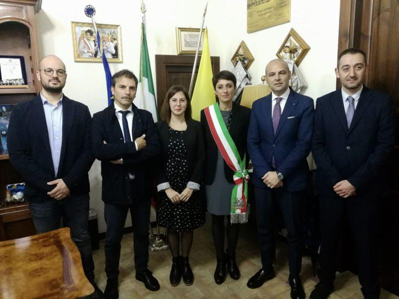 Favara: varata la nuova giunta di Anna Alba