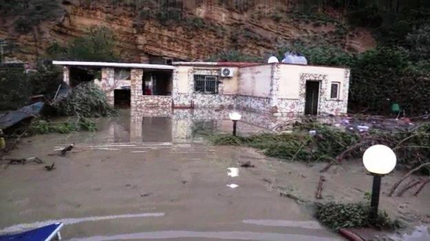 Il maltempo fa strage nel palermitano: 9 morti a Casteldaccia