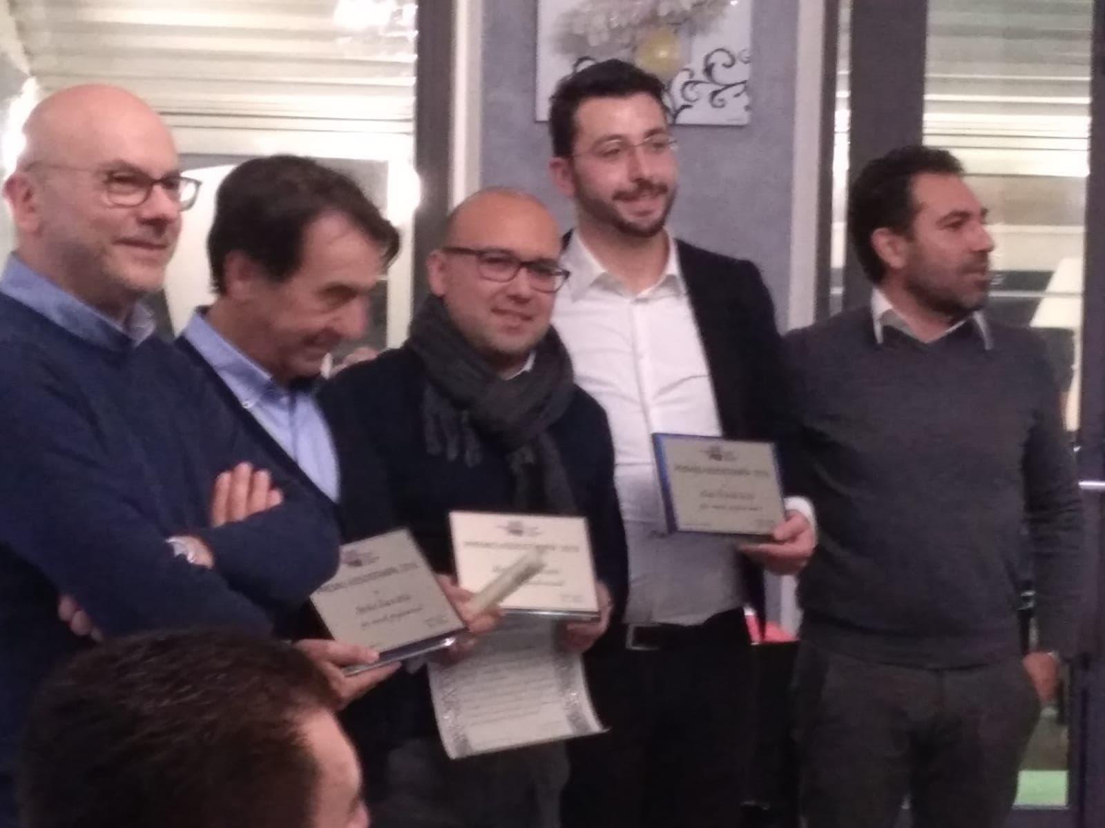 Il Premio Assostampa 2018 al nostro Direttore Mauro Indelicato