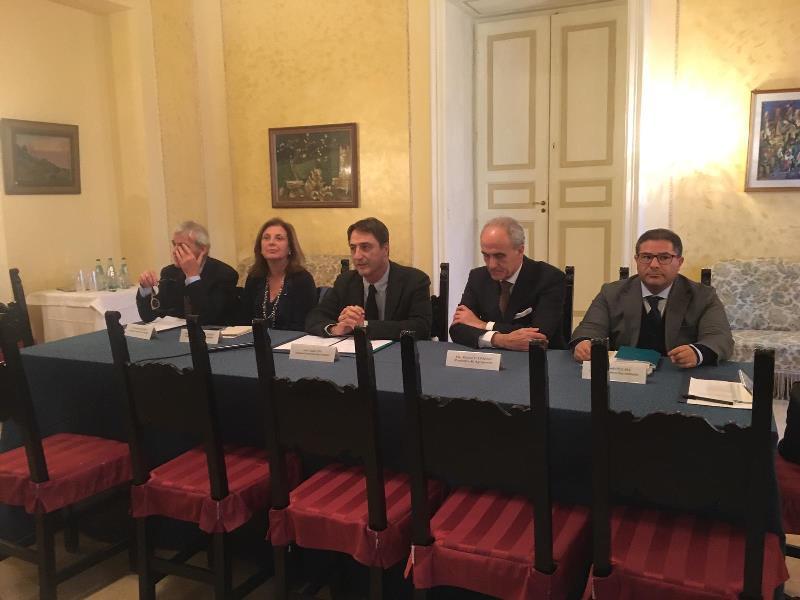 La commissione antimafia dell'Ars ad Agrigento: la nota di Claudio Fava