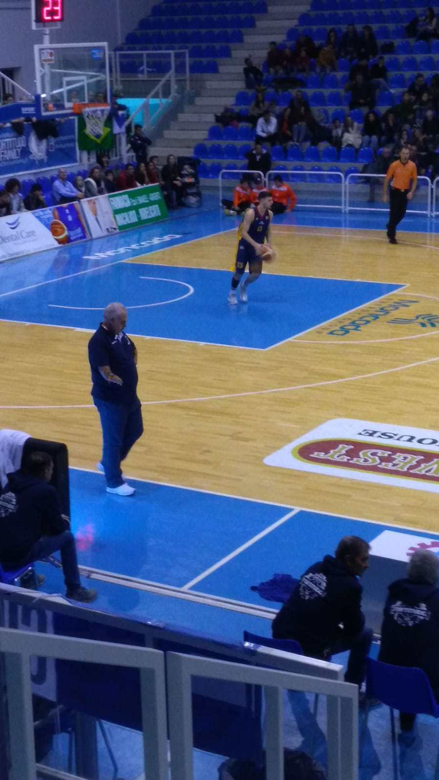 Basket: niente da fare per la Fortitudo Moncada Agrigento a Siena ...