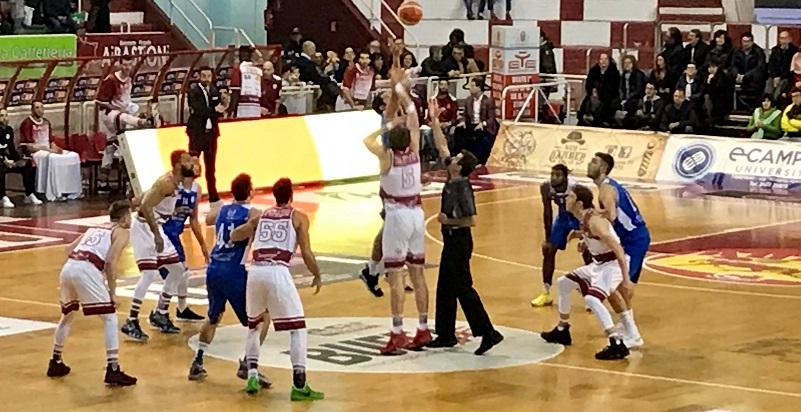 Basket: il derby di Natale parla granata, Agrigento ko a Trapani