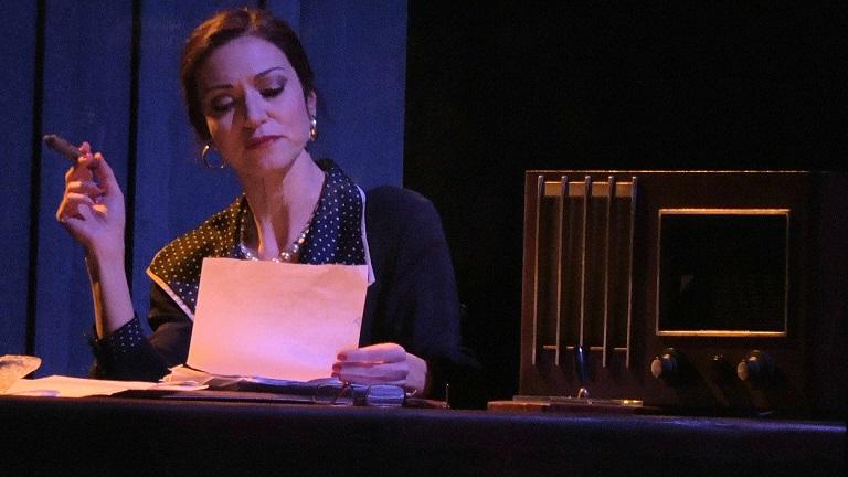 L'attrice Barbara Capucci si racconta